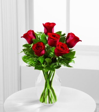 Charming Rose Bouquet