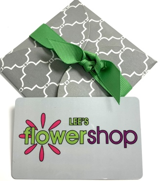 LEE\'S GIFT CARD