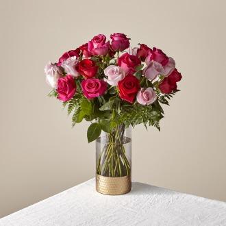 Rose Colored Bouquet