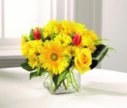 The FTD Spring Sunshine Bouquet
