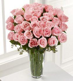 Pink Rose Bouquet - 36