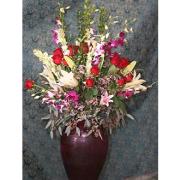Royal Floral Arrangement
