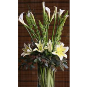 White Lillies Arrangement