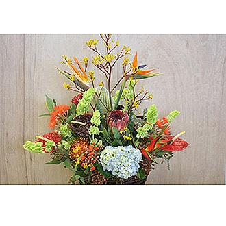 Tropical Spring Arrangement