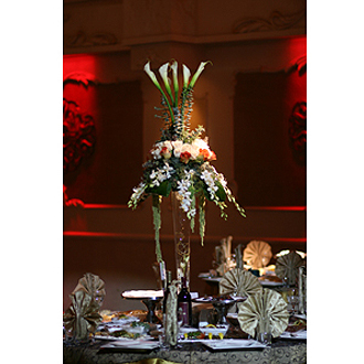 Party Celebration Floral Arrangement