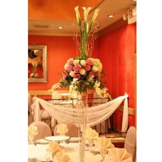 Party Floral Center Piece
