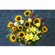 Sunflowers Etc Arrangement