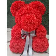 Los Angeles plush rose bear la delivery