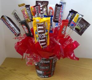 Candy Bouquet Deluxe