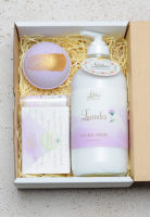 Latika Lavender Bath and Body Gift Box