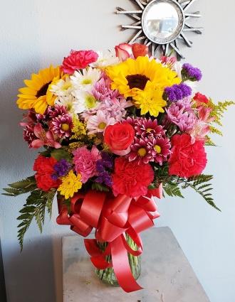 Large Spring Vase 1