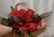 Elegant Red Spray Rose Corsage
