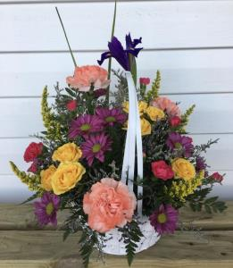 Florist Designed Basket
