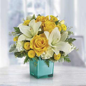 The Golden Laughter Bouquet