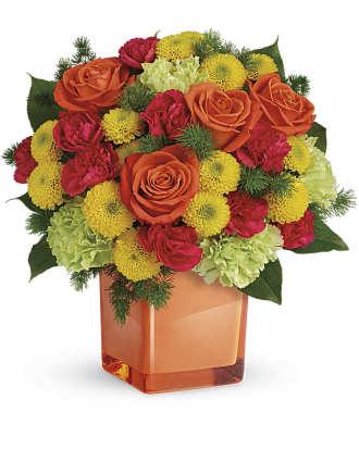 The Citrus Smiles Bouquet