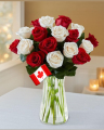 The Canada Strong Bouquet
