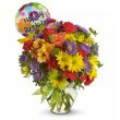 The  Happy Birthday Bouquet