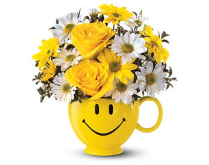 The Be Happy Bouquet