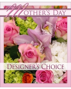 The Mother\'s Day Designers Choice Bouquet by Daisy a Day