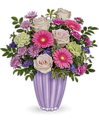 The Sunset Splash Bouquet