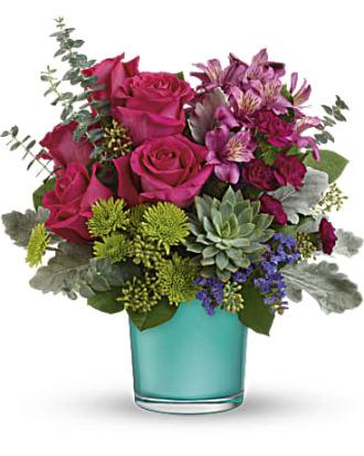 The Topaz Wonderland Bouquet