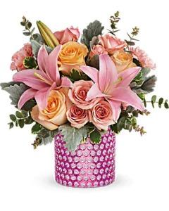 The Pink Breeze Bouquet