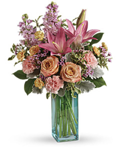 The Pink and Posh Bouquet