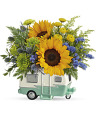 The Retro Road Tripper Bouquet