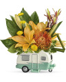 The Vintage Vacationer Bouquet