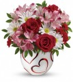 The Hugs and Kisses Bouquet