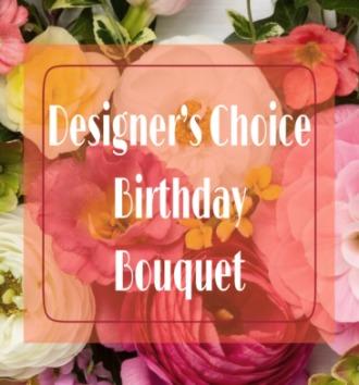 Happy Birthday Designer's Choice