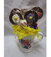 Chocolate Candy Bouquet (SMALL)