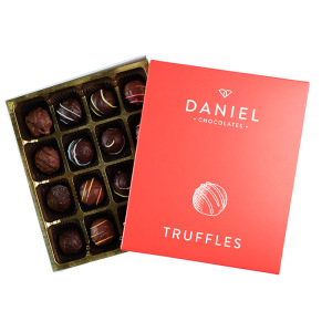 Daniel Chocolates Truffle box