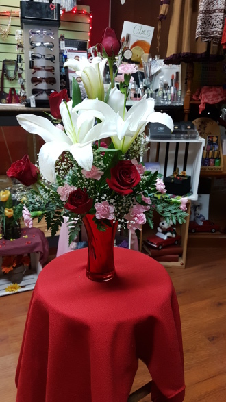 Valentine Love Bouquet