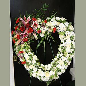 In Loving Memory Sympathy Arrangement