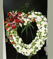 In Loving Memory Sympathy Arrangement