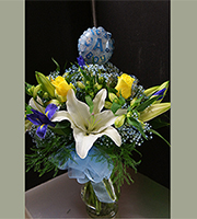 Welcome BB7572 Bouquet