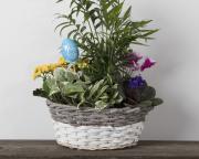 Thick Vine Planter Basket