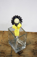 Chocolate Flower Lollipop