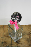 Chocolate Lollipop for Mom