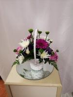 Custom Basket Arrangements