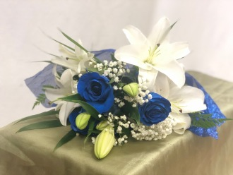 Rose Lily Bouquet