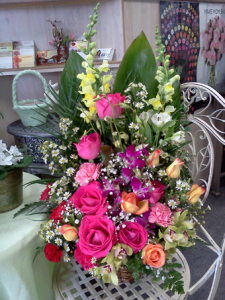 Blooming Bounty Bouquet by Vivian