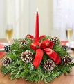 Merry Tidings Arrangement