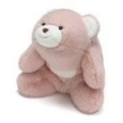 GUND Pink Snuffles Bear