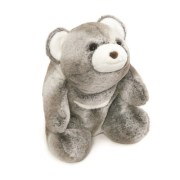 GUND Snuffles Two-Tone Gray Brown Bear