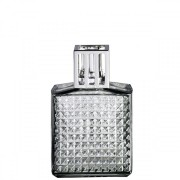 Diamant Lampe Grey