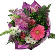 Handtied Bouquet of Cut Flowers