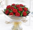 12 LUXURY LONG STEM ROSES
