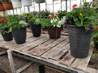 Combination Outdoor Planters